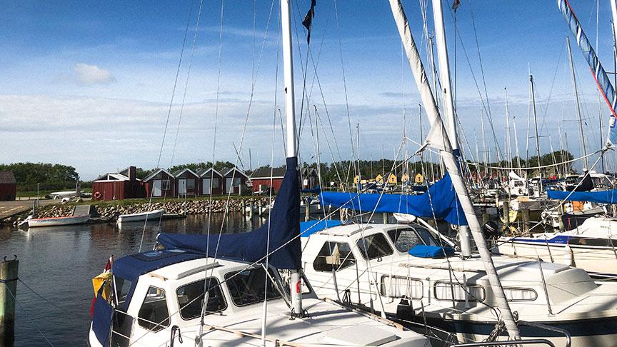 skandinavischer Hafen