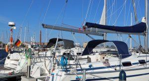 Schalfschiffe am Ijsselmeer, Übernachtung auf dem Wasser
