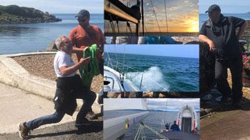 Segel Erlebnisse bei onboat.events