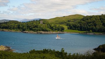 Whisky and Sail - Oban bis Oban