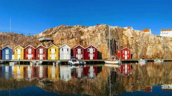 Segel Traum in Norwegens & Schwedens Fjorden & Schären