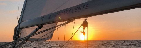 Events with sailing yachts