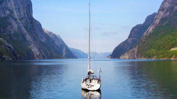 Im Kielwasser der Wikinger - Segeln inmitten atemberaubender Natur