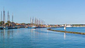 """""""Kaiser-Wilhelm-Kanal"""" vom Baltischen Meer zur Nordsee"""