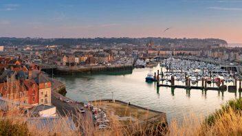 Am Wind, Gezeiten Segeln von Amsterdam zur Normandie