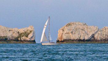 Via Isle of Wight - Segel Mekka Solent bis Southern Bight